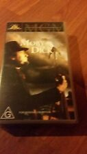 MOBY DICK - GREGORY PECK - 1956 VHS  VIDEO