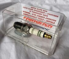 JIMMIE JOHNSON Race-Used Spark Plug, 2010 Auto Club 500 Win, Fontana, COA