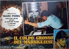 1976 IL COLPO GROSSO DEL MARSIGLIESE Marc Porel-Pierre Grasset-Casot-J.Poron - 4