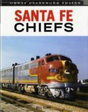 Great Trains: Santa Fe Chiefs by Bill Yenne (2005, Hardcover, Revised)