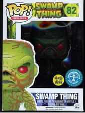 FUNKO POP - SWAMP THING (Glows in the Dark) - NEW #82 EXCLUSIVE Limited
