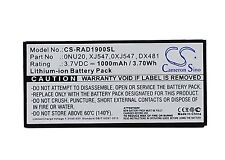 3.7V Battery for DELL Perc 6i PowerEdge 1900 PowerEdge 1950 0NU209 Premium Cell