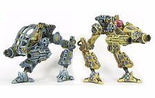 Puma, multi purpose weaponized walker by Tehnolog from Robogear line