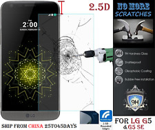 2.5D 9H REAL Tempered Glass Screen Protector LG G5 Vitre Trempé protecteur ecran