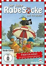 DER KLEINE RABE SOCKE - TV SERIE DVD 1 - PIRATEN AHOI  DVD NEU  JAN DELAY/+