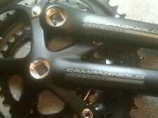 NOS Campagnolo 10 velocità RACE guarnitura tripla, 30/42/52, 175mm