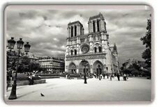 Notre Dame Cathedral Paris Fridge Magnet #1