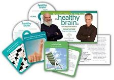 HEALTHY BRAIN KIT - Andrew Weil & Gary Small . Set. NEW