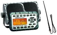 Jensen ATV Water Proof Stereo Radio, Speakers, Antenna