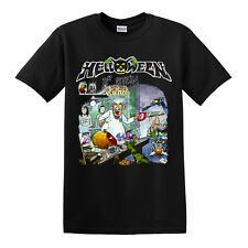 Helloween Dr. Stein T-Shirt - Power metal, speed metal, heavy metal - Black