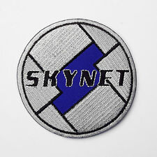 SKYNET (TERMINATOR) Cyberdyne Syetems Prop Embroidered Iron-On Logo Patch - NEW