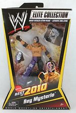 Mattel WWE Elite Collection REY MYSTERIO Best of 2010 Action Figure WWF WCW NXT