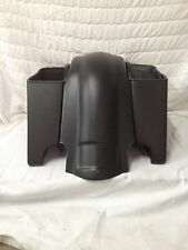 """4"""" INCH STRETCHED/EXTENDED SADDLEBAGS & REAR FENDER FOR TOURING"""