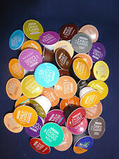 Nescafe Dolce Gusto Coffee Pods Complete Collection 47 Capsules 34 Flavours