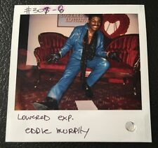 MADtv Continuity Polaroid Wardrobe Original Photo Aries Spears as Eddie Murphy