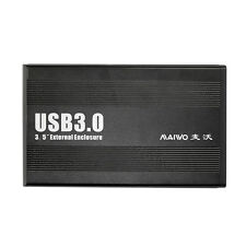 "MAIWO 3.5"" USB 3.0 to SATA External Hard Drive Enclosure Aluminum Alloy HDD Case"