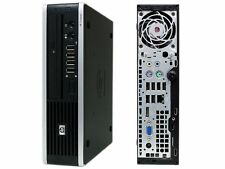 HP PC Elite 8000 USDT  Core 2 Duo E8400 2x 3.0 GHz 4GB RAM 160 HDD Win 7