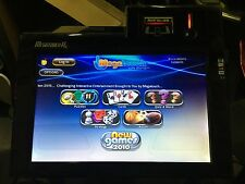 Merit Megatouch 2010 Software RX Touchscreen Video Game System - Free Shipping