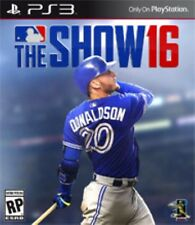 MLB The Show 16 PS3 New & Sealed