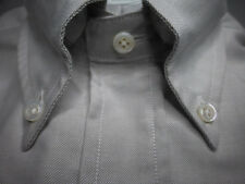 Brooks Brothers Button Down Oxford Shirt  Milano Fit 15.5 x 31 NWOT USA $140 New