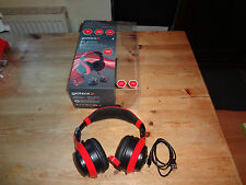 gioteck headset FL300 Gaming head set and bluetooth speaker