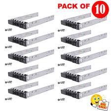 (10pcs) 2.5 SATA SAS Tray Caddy For Dell R710 R610 R410 R715 R815 R810 T710 R420