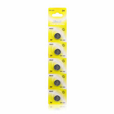 10Pcs CR1220 BR1220  L04 1220 LM1220 ECR1220 Coin Button Battery
