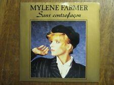 MYLENE FARMER 45 TOURS FRANCE SANS CONTREFACON 2
