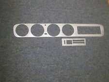 1964 gto vinyl engine turned dash trim for models without air