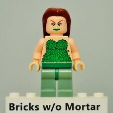 New Genuine LEGO Poison Ivy Minifig Super Heroes 7785