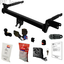 Witter Towbar for Ford Mondeo Mk5 Saloon 2014 On - Detachable Flange Tow Bar