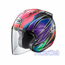 NEW IN BOX ARAI SZ-RAM4 SAKATA 61-62cm XL HELMET MADE IN JAPAN