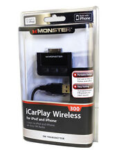 Monster iCarPlay Wireless 300 FM Transmitter/Charger iPod, iPhone 3G/3GS, 4/4S