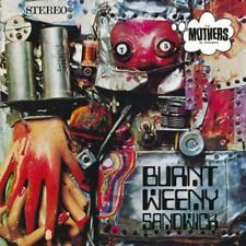 Frank tsappa & the Mothers of Invention: Burnt weeny sandwich-CD NEUF & OVP