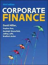 Corporate Finance: European Edition Hillier, David (3rd)