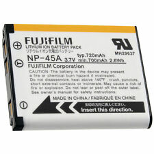 Batterie D'ORIGINE FUJI FUJIFILM NP-45A GENUINE battery AKKU ACCU FinePix T300