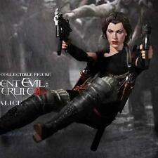 HOTTOYS HOT TOYS BIOHAZARD RESIDENT EVIL 4 AFTERLIFE ALICE MMS139 FIGU ES AQ1300