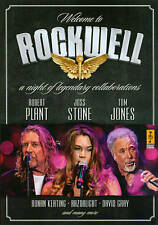Welcome to Rockwell: A Night of Legendary Collaborations (DVD, 2012)