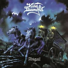 King Diamond - Abigail 180g vinyl LP NEW/SEALED Mercyful Fate