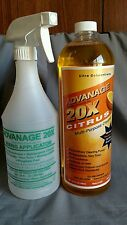 ADVANAGE 20X Cleaner All-Purpose Concentrate - Citrus