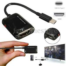 1080P MHL Type C Male to HDMI Female HDTV USB 3.1 Adapter for LeTV 1S/Max/Pro