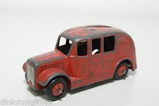 DINKY TOYS 250 STREAMLINED FIRE ENGINE VAN GOOD CONDITION
