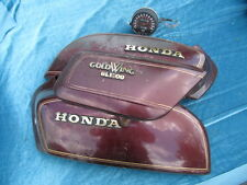 1979 HONDA GL1000 GL GOLDWING  Gas Tank Left Right + Side Cab