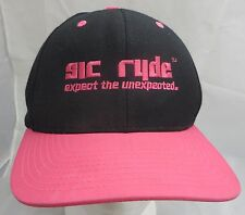 SIC RYDE   baseball cap hat adjustable snapback