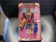 PRINCE KEN RAPUNZEL BARBIE WITH BOX