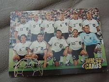 WM 98 Card-s Karte DFB Deutsche Fussball Nationalmannschaft DER WEG NACH PARIS