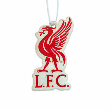 Liverpool FC Official Football Gift Liverbird Crest Air Freshener