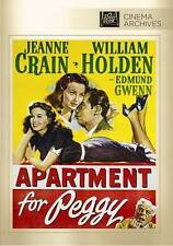 APARTMENT FOR PEGGY MOVIE (DVD, 2013), William Holden & Jeanne Crain, LIKE NEW!