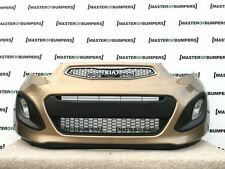 KIA PICANTO 2012-2015 5 DOOR FRONT BUMPER IN BROWN FULLY COMPLETE [K26]