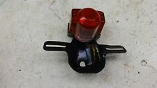 1965 honda s90 H474-2~ rear tail brake light w mount